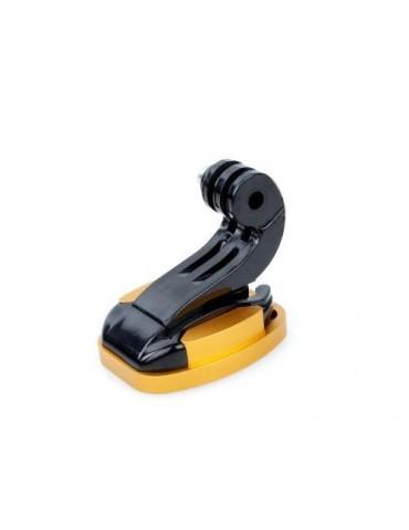 GoPro Snowboard Flat Surface Mount for Hero 1/2/3/3+/4 Camera - Gold