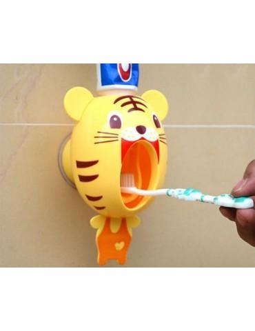 Creative Cute Cartoon Toothpaste Dispenser - Pig