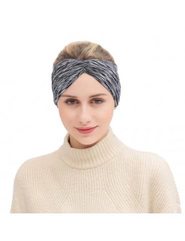 Headband Criss Cross Hair Band Stretchy Headwraps Yoga Sweatband Running Sports Hairband For Women