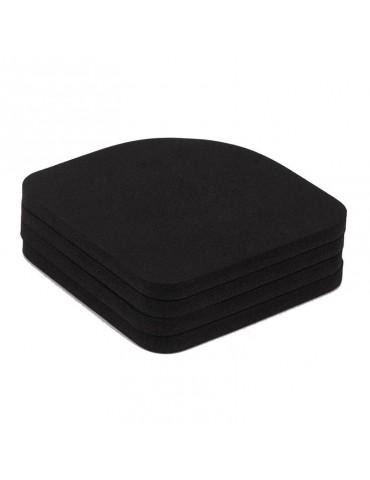 4 pcs Washer Shock Slip Mats Reducing Refrigerator Non-slip Anti-vibration Noise Pad